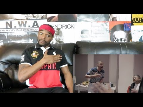 Will Smith Back in the Sudio!! Reaction!