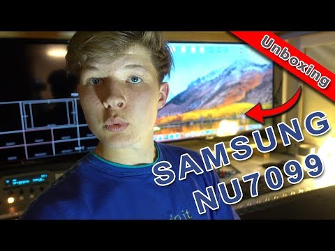 samsung-nu7099---(43-zoll---led-fernseher)---unboxing