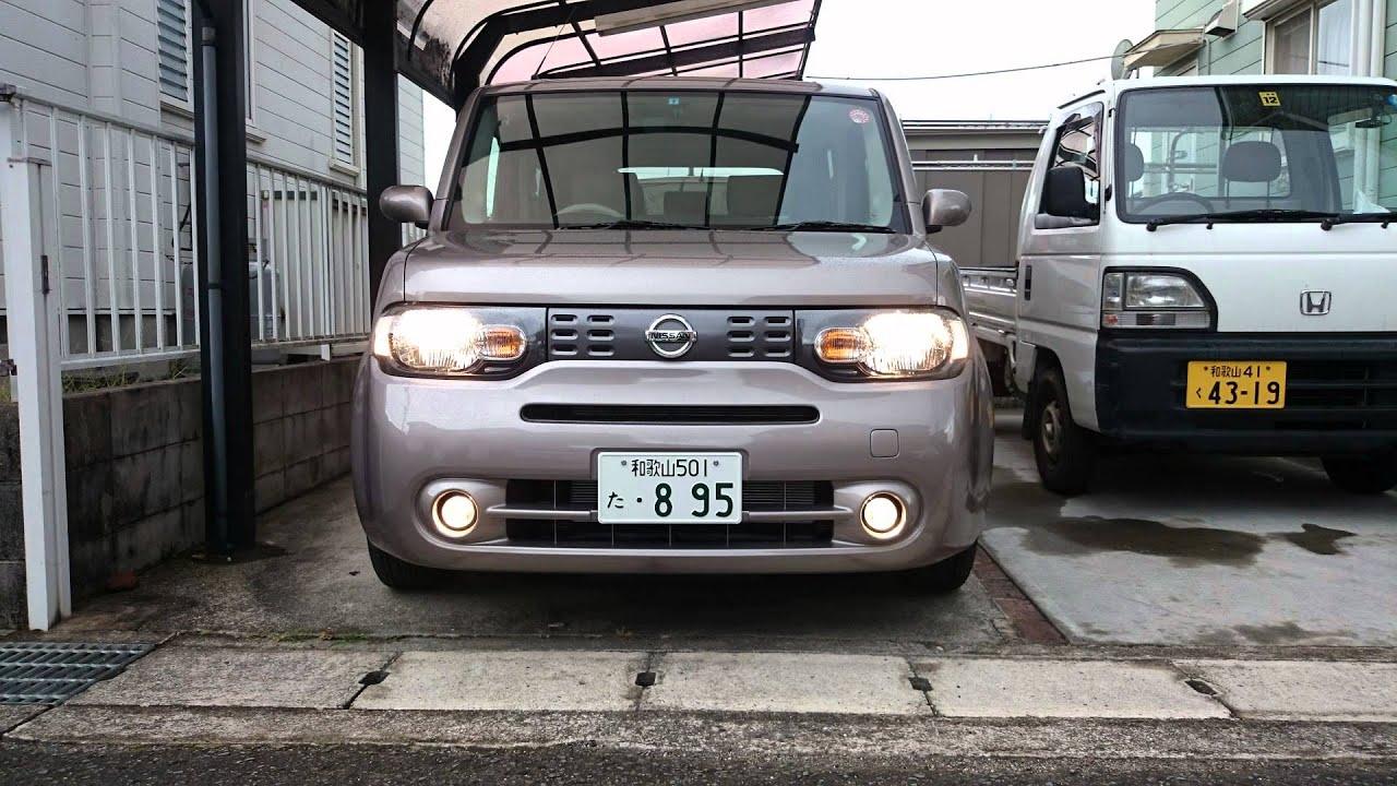 日産キューブ Z12代車 Doovi