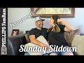 THE STORY OF HOW WE MET | DANNY & TINA | SUNDAY SITDOWN | PHILLIPS FamBam Sunday Sitdowns