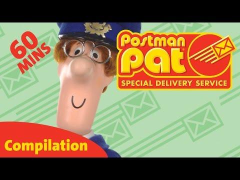 Postman Pat | SDS 1 Hour Compilation | Postman Pat Full Episodes