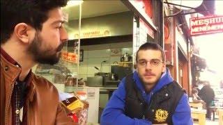 Gönüllerin Esnafı - MEŞHUR MENEMENCİ (Kadıköy)