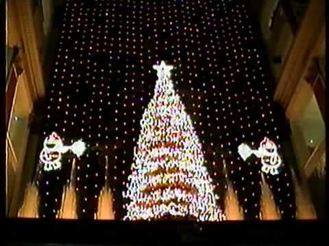 1996 Original Wanamaker Light Show 1 of 2
