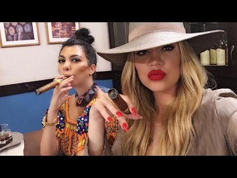 Kardashians Post Glamorous Pics from Cuba as Khloe Causes Controversy