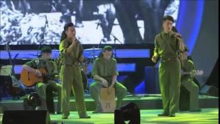 Mashup Trường Sơn _ Học Viện Nông Nghiệp Việt Nam -Tại Đêm Chung Kết Hành Trình Bài Ca Sinh Viên