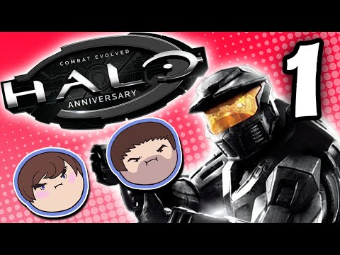 Halo Combat Evolved: Birthday Massacre - PART 1 - Grumpcade