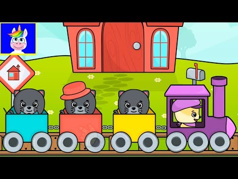 TODDLERS GAMES FOR 2-5 YEAR OLDS By Bimi Boo - App Review And Gameplay For Preschool