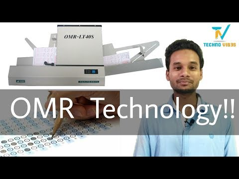 OMR Technology and it's Working.. Explained!!    Techno Vibes