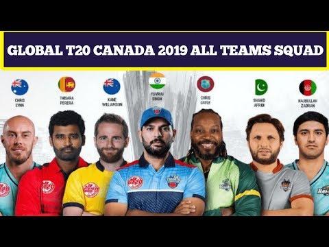 Global T20 Canada