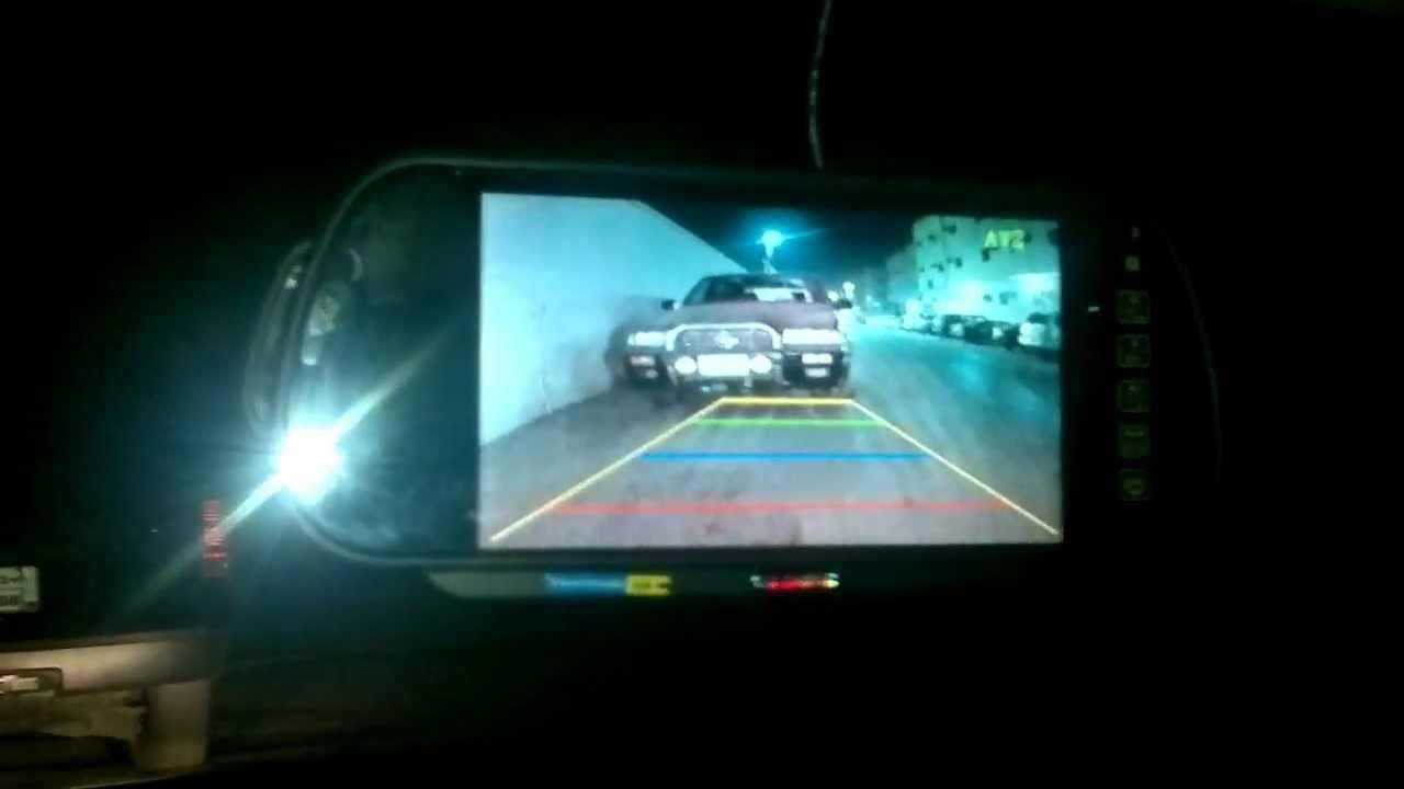 rear   camera  ford fusion  youtube