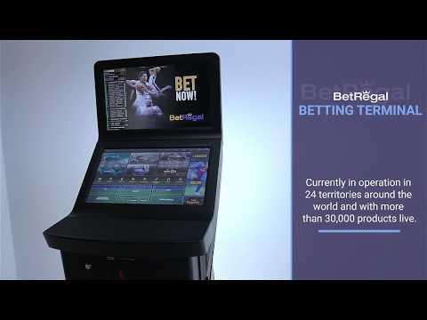 Bet Regal Self-Serve Betting Terminal