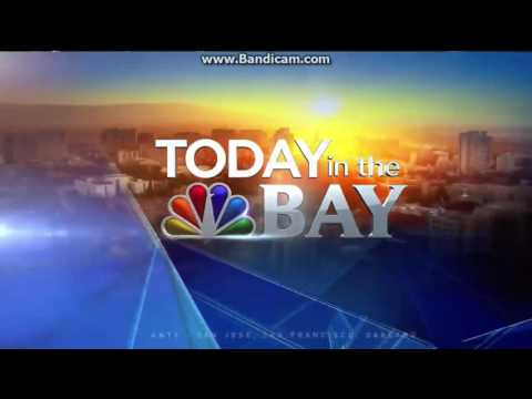 KNTV Today in the Bay at 6am open July 12, 2017