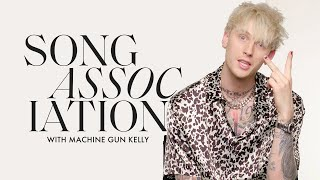 Machine Gun Kelly Raps
