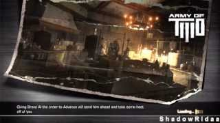 Army Of Two: The Devil's Cartel Gameplay Walkthrough: Part 15 - Crazy Butcher Boss - Mission 7