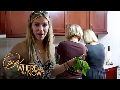 Debbie Matenopoulos Cooks With Her Big Greek Family | Where Are They Now | Oprah Winfrey Network from YouTube · Duration:  1 minutes 14 seconds
