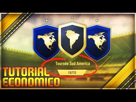 Tournée Sud e Nord America SBC [TUTORIAL ECONOMICO]  Fifa17
