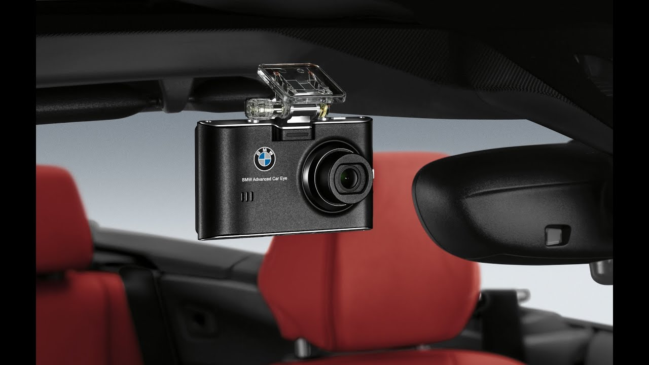 Videoregistrator Bmw Advanced Car Eye Sumerki Youtube