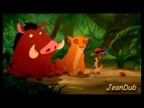 Hakuna Matata - Il re Leone The Lion King (Fandub) HD
