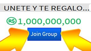 JOIN THESE GROUPS AND YOU GET ROBUX TWICE! -ROBLOX - BRAIRE - ROBLOX