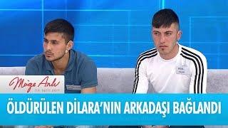 Öldürülen Dilara'nın arkadaşı yayında - Müge Anlı İle Tatlı Sert 13 Mart 2018