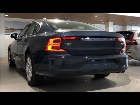 2019 2020 Volvo S90 t8 r design inscription REVIEW: INTERIOR EXTERIOR