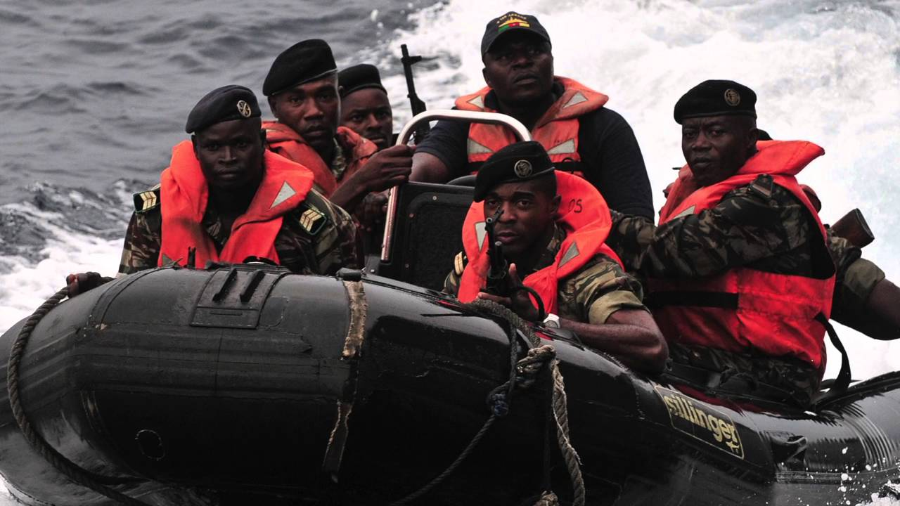 Piracy in the Gulf of Guinea: No Justice for Seafarers - YouTube