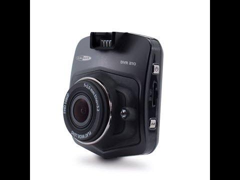 In vehicle dash cam DVR210 DVR110 - Caliber