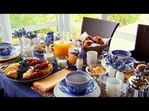 Brunch bunch youtube for Ina garten breakfast recipes