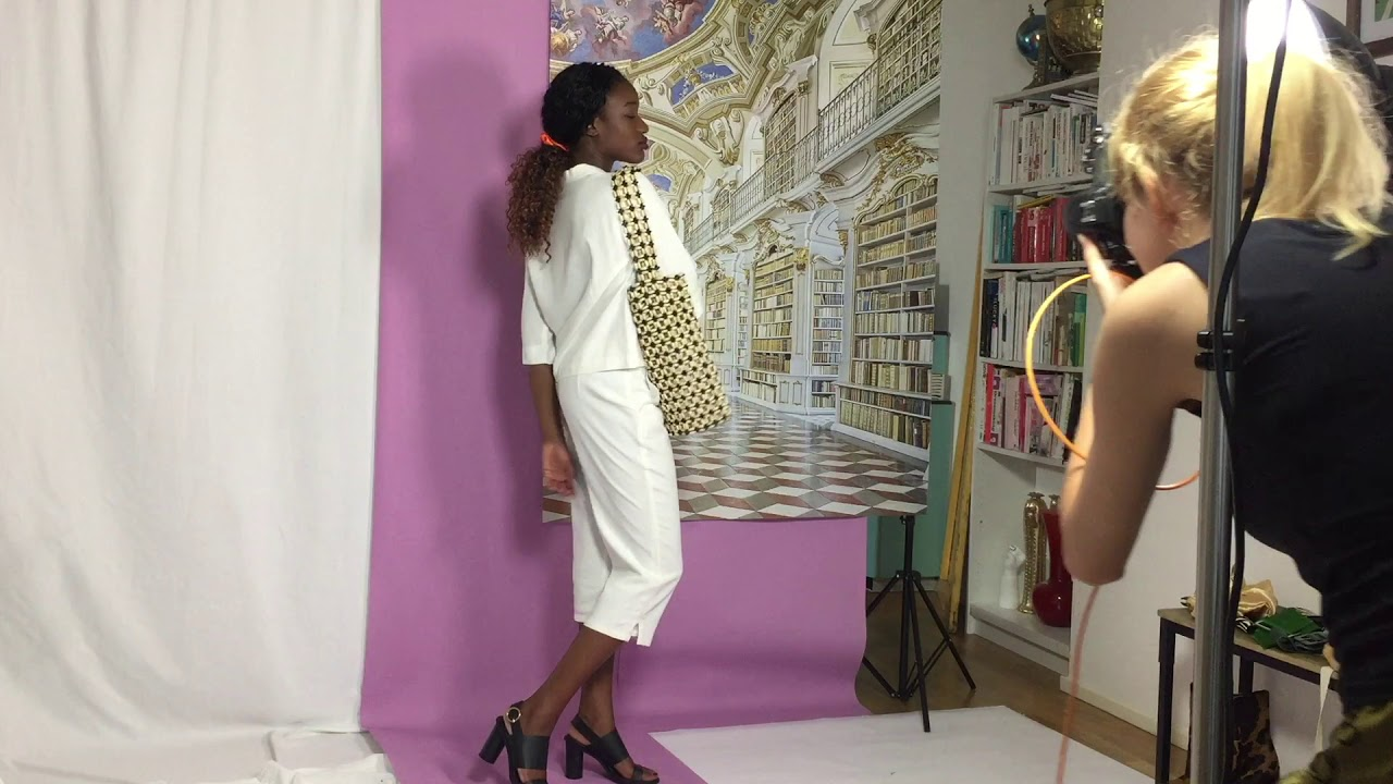 Fashion e-commerce photography