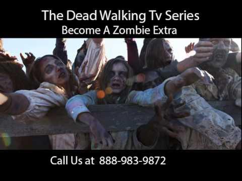 The Walking Dead Tv Extras
