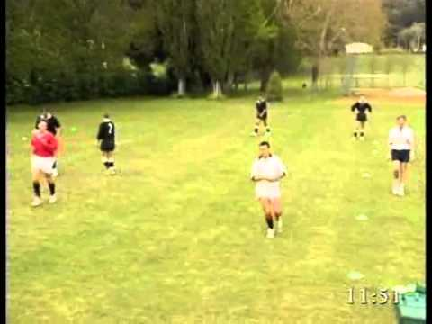 Rugby Skill Drills