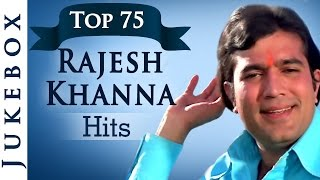 Rajesh Khanna Romantic Songs - Best Evergreen Rajesh Khanna Songs