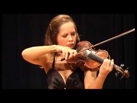 Beethoven Violin Sonata No. 8 - Sophie Moser and Katja Huhn 2/3