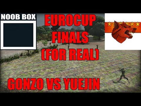 (Eurocup FInals [For Real]) Gonzo vs Yuejin, Steel Division: Normandy 1944 co-cast #101 (with Khan)