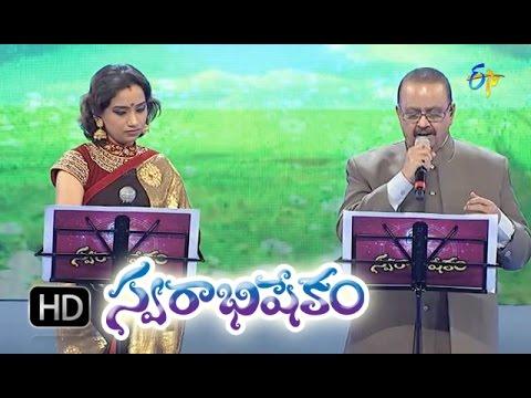 Veena Venuvaina Song - SP Balasubrahmanyam,Kalpana Performance in ETV Swarabhishekam  -11th Oct 2015