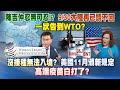 《庶民大頭家》完整版 陳吉仲忍無可忍!?9/30中國再已讀不回 一狀告到WTO?20210921