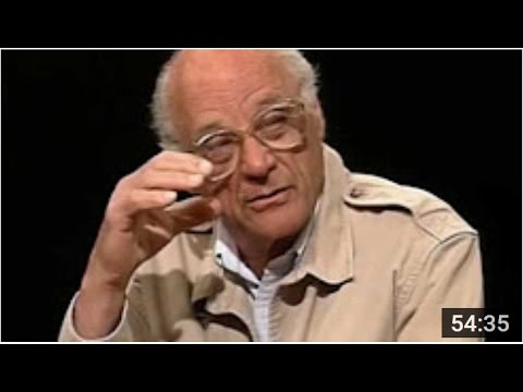 Arthur miller interview on Charlie Rose (1992)