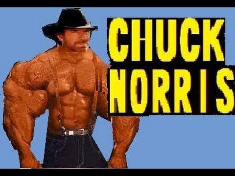 CHUCK NORRIS JOKES 6 -...