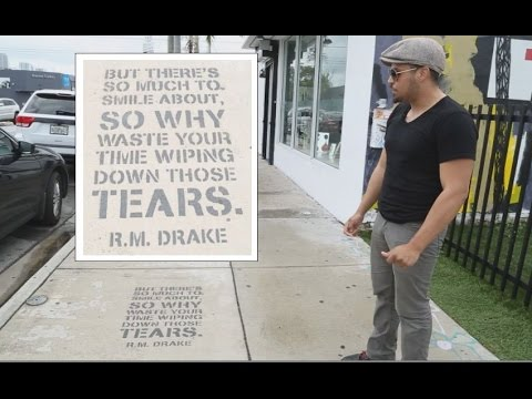 How R.M. Drake Became Instagram's Famous Poet