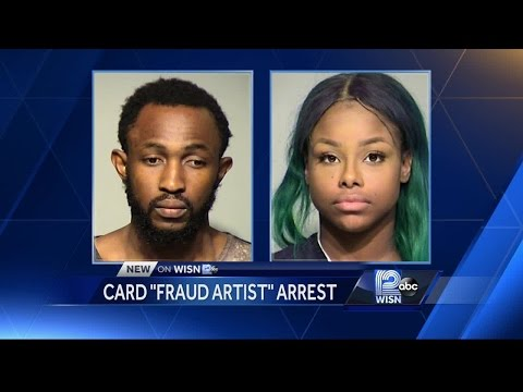 Couple Charged In Counterfeit Credit Card Operation