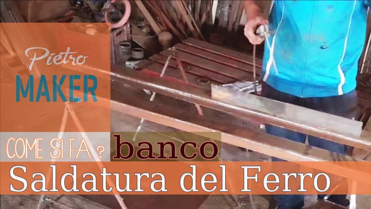 Tavoli Da Lavoro Per Saldatura : Diy welding table and cart ideas welding banco da