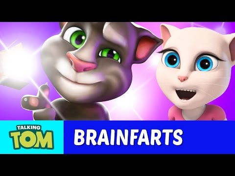 Talking Tom's Brainfarts - Celebrity Secrets