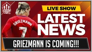 GRIEZMANN To MAN UTD Will Happen | Manchester United Transfer News