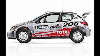 PEUGEOT 206 WRC x M.GRÖNHOLM