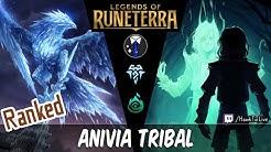 Anivia Tribal: The Glacial Storm l Legends of Runeterra