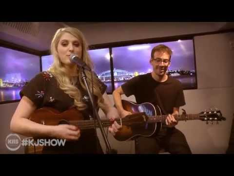 Meghan Trainor - All About That Bass (Live & Acoustic)