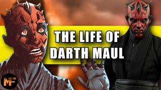 The Life of Darth Maul (Star Wars Explained)