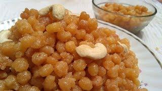 How to prepare Sweet Boondi | Ganesh Puja  Special Recipe | Bengali Bode Recipe