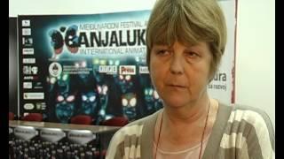 CLARE KITSON about Banjaluka IAFF