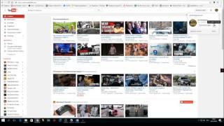 Как открыть доступ к подпискам на YouTube. Как посмотреть подписчиков
